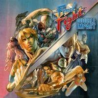 Portada oficial de Final Fight: Double Impact PSN para PS3