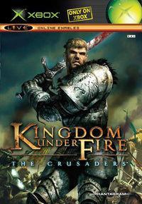 Portada oficial de Kingdom Under Fire: The Crusaders para Xbox