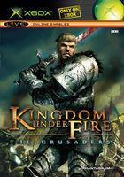 Portada oficial de de Kingdom Under Fire: The Crusaders para Xbox