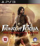 Portada oficial de de Prince of Persia: Las Arenas Olvidadas para PS3