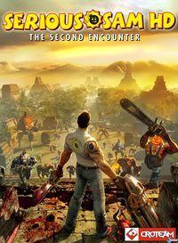 Portada oficial de Serious Sam HD: The Second Encounter para PC