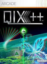 Portada oficial de Qix XBLA para Xbox 360