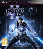 Portada oficial de de Star Wars: El Poder de la Fuerza II para PS3