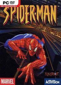 Portada oficial de Spider-Man (2001) para PC
