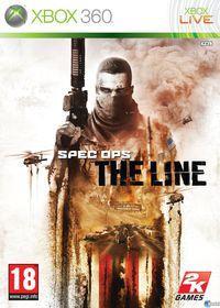 Portada oficial de Spec Ops: The Line para Xbox 360