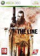 Portada oficial de de Spec Ops: The Line para Xbox 360