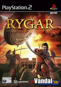 Portada oficial de Rygar: The Legendary Adventure para PS2