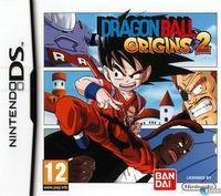 Portada oficial de Dragon Ball Origins 2 para NDS