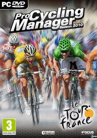 Portada oficial de Pro Cycling Manager - Tour de France 2010 para PC