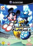 Portada oficial de de Disney Sports: Football para GameCube
