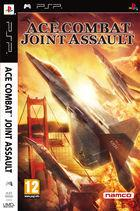 Portada oficial de de Ace Combat: Joint Assault para PSP