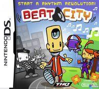 Portada oficial de Beat City para NDS