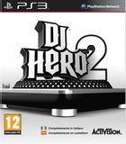 Portada oficial de de DJ Hero 2 para PS3