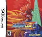 Portada oficial de de Mega Man Zero Collection para NDS