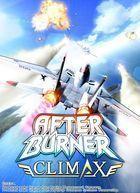 Portada oficial de de After Burner Climax PSN para PS3