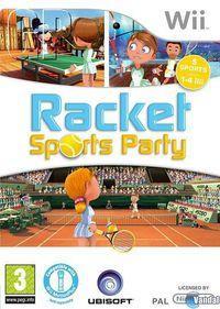 Portada oficial de Racket Sports Party para Wii