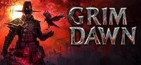 Portada oficial de Grim Dawn para PC