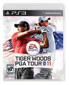 Portada oficial de de Tiger Woods PGA Tour 11 para PS3