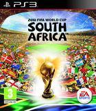 Portada oficial de de Copa Mundial de la FIFA Sudáfrica 2010 para PS3