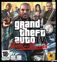 Portada oficial de Grand Theft Auto IV: The Lost and the Damned para PC