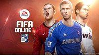 Portada oficial de FIFA Online para PC