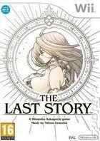 Portada oficial de de The Last Story para Wii