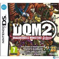 Portada oficial de Dragon Quest Monsters: Joker 2 para NDS