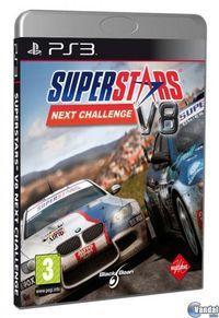 Portada oficial de Superstar V8 Next Challenge para PS3