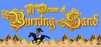 Portada oficial de A Dream of Burning Sand para PC