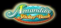 Portada oficial de Amanda's Sticker Book para PC
