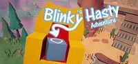 Portada oficial de Blinky's Hasty Adventure para PC