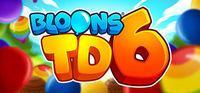 Portada oficial de Bloons TD 6 para PC