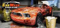 Portada oficial de Car Wash Simulator para PC