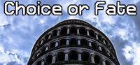 Portada oficial de Choice or Fate para PC
