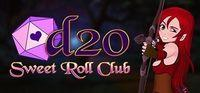 Portada oficial de d20: Sweet Roll Club - A Visual Novel para PC
