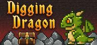 Portada oficial de Digging Dragon para PC