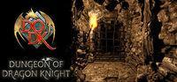 Portada oficial de Dungeon Of Dragon Knight para PC