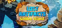 Portada oficial de Lost Artifacts: Golden Island para PC