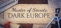 Portada oficial de Master Of Secrets: Dark Europe para PC
