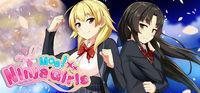 Portada oficial de Moe! Ninja Girls para PC
