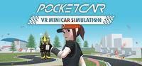 Portada oficial de POCKET CAR : VRGROUND para PC