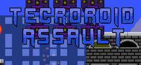Portada oficial de Tecroroid Assault para PC
