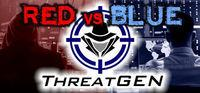Portada oficial de ThreatGEN: Red vs. Blue para PC