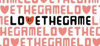 Portada oficial de love the game para PC