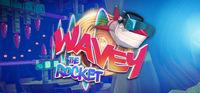 Portada oficial de Wavey The Rocket para PC