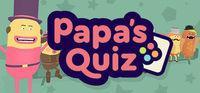 Portada oficial de Papa's Quiz para PC