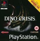 Portada oficial de de Dino Crisis para PS One