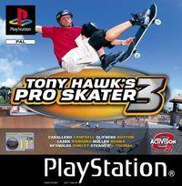 Portada oficial de Tony Hawk's Pro Skater 2 para PS One
