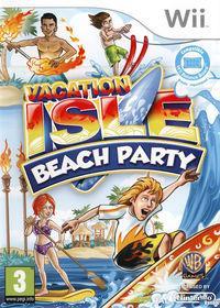 Portada oficial de Vacation Isle: Beach Party para Wii
