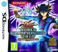 Portada oficial de Yu-Gi-Oh! 5D's World Championship 2010: Reverse of Arcadia para NDS